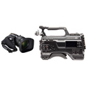 JVC GYHC900STC20 2/3 Inch Studio Camera Package with Canon 20X Lens