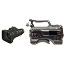 JVC GYHC900STF20 2/3 Inch Studio Camera Package with Fujinon 20X Lens