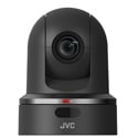 JVC KY-PZ100B Robotic PTZ POV Video Production Camera - Black