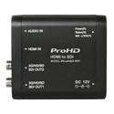 JVC ProHD-4601 HDMI to SDI Converter