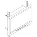 JVC RAK21LCDG2 Rackmount Kit for DT-V21G2Z LCD Monitor