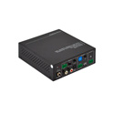 KanexPro AP3DBL  Mini 3-input Audio Amplifier with Mic Mixer