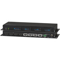 KanexPro SW-HDMX44CE 4x4 HDMI 4K/60 Matrix Switcher