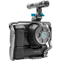 Kondor Blue KB-BM-CageGrip BMPCC4K / 6K Battery Grip Cage with Top Handle