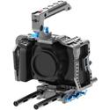 Kondor Blue KB-BMPCC6KP-BaseRig Blackmagic Pocket 6K Pro Base Rig - Space Gray