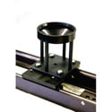 Kessler 100mm High Hat - Includes Knob for Fluid Heads with 3/8in Threaded Stud
