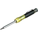 Klein Tools 32613 Pocket Screwdriver 3-in-1 HVAC Screwdriver