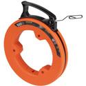 Klein Tools 56331 Steel Fish Tape - 1/8 Inch x 50 Foot