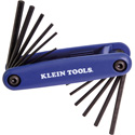 Klein Tools 70573 Grip-It 12 Key Hex Set