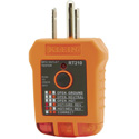 Klein Tools RT210 GFCI Outlet Tester