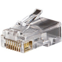 Klein Tools VDV826-611 Modular Data Plug RJ45 - CAT5e - 100 Pack