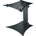 K&M 12190 Folding Laptop Stand  For Mobile DJ and Musicians