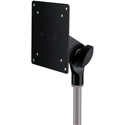 K&M 19685 Adapter for LCD/LED Screens - Black
