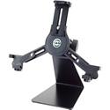 K&M 19792 Universal Tablet Holder & Table/Desk Stand - Black