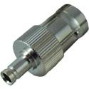 Kings 206G-034-00001N BNC DIN 1.0/2.3 Adapter Connector 1.0/2.3 DIN-Female To BNC-Female Inline - Nickel