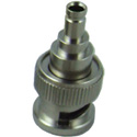 Kings 206H-034-00001N DIN-Jack/BNC-Plug Inline - Nickel