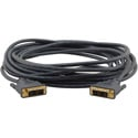 Kramer C-MDM/MDM-3 Flexible DVI-D (M) to DVI-D (M) Cable - 3 Feet