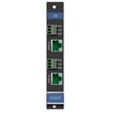 Kramer DGKAT-IN2-F16 2-Input HDMI & RS-232 Over DGKat Card (F-16) For VS-1616D