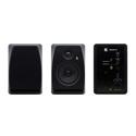 Kramer Dolev 5 Two-Way Bi-Amplified Studio Grade Speaker - 5 Inch - Black