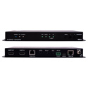 Kramer KDS-8 Zero Latency 4K HDR SDVoE Video Streaming Transceiver over Copper - Ethernet / RJ-45 / 4K60 UHD (4:4:4)