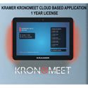 Kramer KRONOMEET-SW-EXT-1Y Software Extension for 1 Year