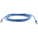 Kramer PC6-108-0.5 CAT6 UTP 250MHz CM 4X2X24AWG Patch Cord - 6 Inches