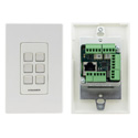 Kramer RC-206 6-Button I/O Control Keypad