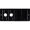 Kramer T-4INSERT TBUS Bracket to Install Four Inserts in a Dual Power Socket Opening