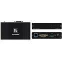 Kramer SKB-R6W 4K60 4:2:0 DVI HDCP 2.2 Transmitter with RS-232 & IR over Long-Reach HDBaseT