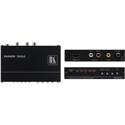 Kramer VP-410 Composite Video & Stereo-Audio to HDMI Scaler
