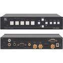 Kramer VP-460 3-Input Analog & 3G HD-SDI ProScale Presentation Switcher/Scaler