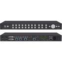 Kramer VP-778 8-Input ProScale Presentation Matrix Switcher/Dual Scaler with Seamless Video Cuts 4K30 UHD Output Support