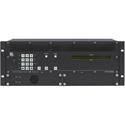 Kramer VS-1616DN-EM 2x2 to 16x16 Modular Multiformat 4K Digital Matrix Switcher