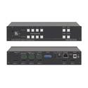 Kramer VS-42UHD 4x2 4K60 4:2:0 HDMI Matrix Switcher