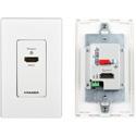 Kramer WP-3H2-US-W 4K HDR HDMI Wall-Plate Extender -  White