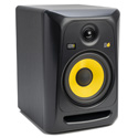KRK R6 6 Inch Passive 2-Way Reference Monitor Speaker - Bstock (Used/Box Damage)