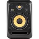 KRK V6S4-NA 6.5 Inch 2-Way 155 Watt Full Range Active Studio Monitor - 120V - Black
