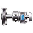 Kupo G701712 Convi Clamp w /  Adjustable Handle - Silver