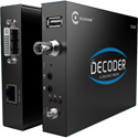 Kiloview DC220 HD H.264 Video Decoder with HDMI SDI and VGA Output