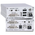kvm-tec MVX1-F Masterline Extender Single Fiber - Local/Remote Kit