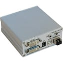 kvm-tec MVX1-FL Masterline Extender Single Fiber - Local/Send Unit