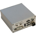 kvm-tec MVX1-FR Masterline Extender Single Fiber - Remote/Receive Unit