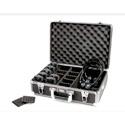 Listen Technologies LA-322 8-Unit Portable RF Product Carrying Case