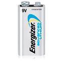 Energizer LA522SBP-2 Advanced Lithium 9V 2-Pack General Purpose Battery