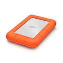 LaCie 9000298 Portable Rugged Mini Disk USB 3.0 - 2TB External Drive