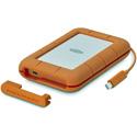LaCie STFS1000401 1TB SSD Rugged Portable Hard Drive - Thunderbolt USB-C