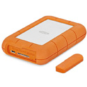 LaCie STGW4000800 4TB Rugged Raid with SD - USB 3.1-C with Rescue