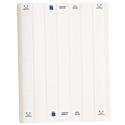 Brady LAT-39-799-1 White Nylon Labels 1.0 x 1.437 in pack of 1000