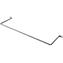 Middle Atlantic LBP-6R90 90 Degree 6 Inch Offset Round Rod Horizontal Lacer Bars (10 Pack)