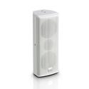 LD Systems SAT242G2W - 2x4 Inch Passive Installation Speaker White